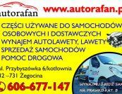 AUTORAFAN – Usługi transportowe, wynajem autolawet i lawet